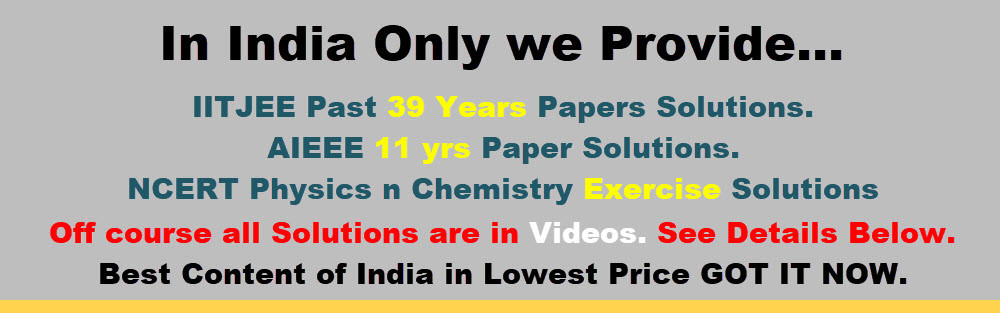 iit jee video products