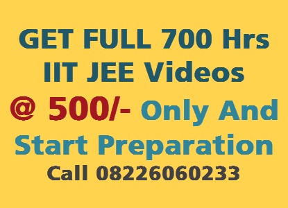 free iit jee pcm video lectures
