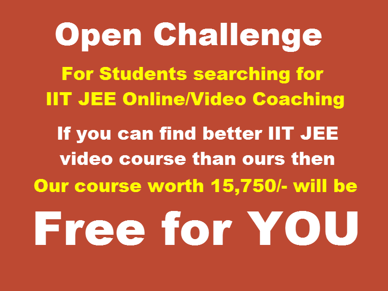 iit jee video lecture price details