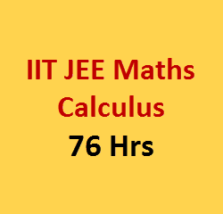 calculus video lecture for iit jee