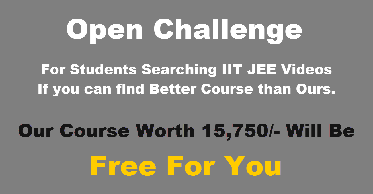 IIT JEE video books