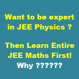 IIT JEE maths physics lecture videos