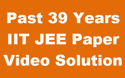 IIT JEE Video Lectures, Lectures for IITJEE Physics Maths